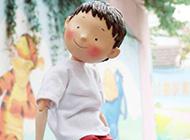卡通可爱男生玩偶精美创意摄影图集