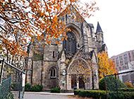纽约圣约翰大教堂高清图片