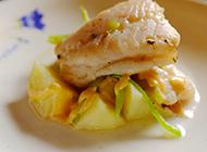 海鲜美食龙利鱼肉小炒