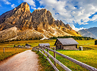 秋天大自然风景图片秀丽宜人