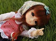 日本动漫人形娃娃可爱写真集