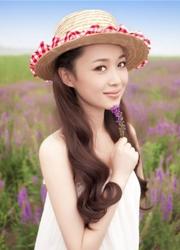 小清新少女唯美人体摄影图片