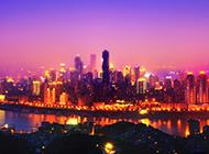 梦幻重庆城市唯美摄影