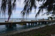 塞班岛码头风景壁纸大全