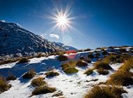 唯美风光新西兰风景壁纸