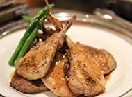 经典美食西餐烤羊排图片