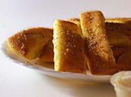 烤箱自制好吃的芝士面包图片