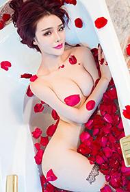 绝色尤物陈宇曦美艳至极丰满人体艺术写真