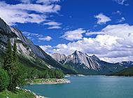 山水自然风光宽屏图片