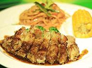好吃的西餐美食摄影图片