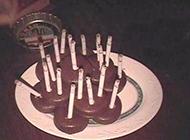 十年烟民的生日蛋糕