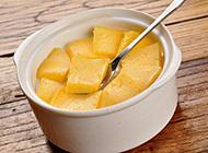 自制好吃的芒果双皮奶图片