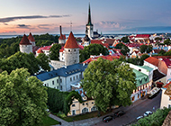 美丽的欧洲风景图片精选
