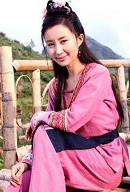 《刘三姐》演员舒畅甜美剧照