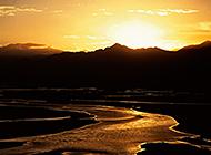 山水风光自然美景图片
