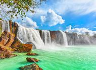 精选最美瀑布风景高清图片