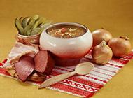 俄式烤肉美食图片素材