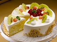 生日必备蛋糕奇异果味水果蛋糕