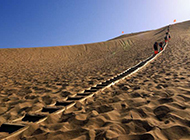 印度沙漠风景图片高清壁纸欣赏