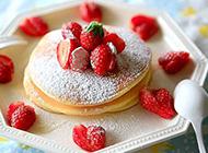 鲜嫩欲滴的草莓果