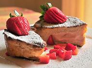 草莓甜点图片令人垂涎