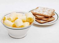 超好吃的韩国芝士饼干图片