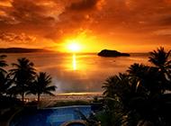 令人赞叹的夕阳图片