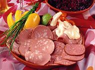 鲜肉美食色香味俱全的美食大餐