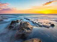 美丽的海浪美景精美壁纸