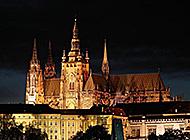 捷克布拉格城堡精美壁纸