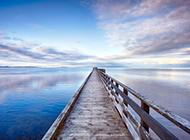 新西兰北岛美丽风景图片