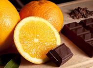金黄多汁橙子水果图片