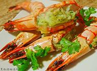 鲜甜的黑椒朗姆酒烤虾