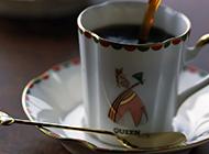 高清特写咖啡饮料图片