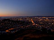 雄伟壮观的繁华都市高清摄影组图