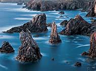 雄伟壮美的苏格兰自然山水风景图片