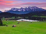 德国巴伐利亚自然风光图片