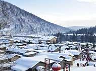 北国风光魅力雪乡