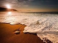 唯美海浪风景精美壁纸欣赏