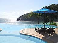 海边度假村浪漫泳池风景高清图集