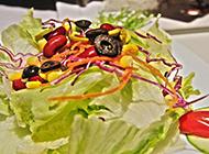 营养美味蔬菜沙拉高清图片欣赏