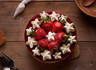 草莓糖果花式水果吃样