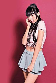 甜美女星谢芷蕙日常写真合集