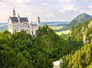 精选巴伐利亚优美风景图片