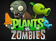 《植物大战僵尸》创意插画高清壁纸