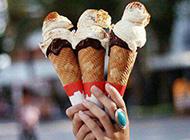 美味冰淇淋炫彩精美选图