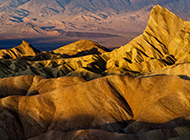 美国死亡谷自然风光图片欣赏