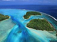 浪漫岛屿自然风光壁纸图片