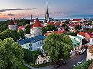 欧洲城市风景图片唯美迷人壁纸
