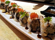 日本海鲜寿司图片真美味